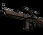 G3SG1   Hunter (Battle-Scarred)