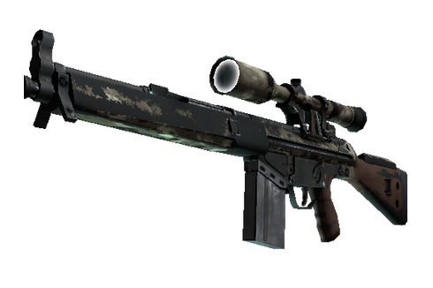 Buy G3SG1 | VariCamo (Battle-Scarred)