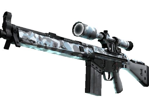 G3SG1 | Arctic Camo Field-Tested