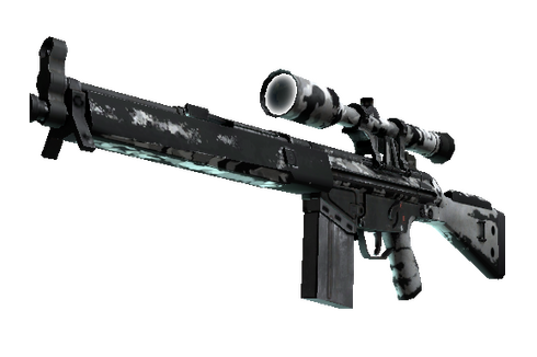 Buy G3SG1 | Polar Camo (Battle-Scarred)