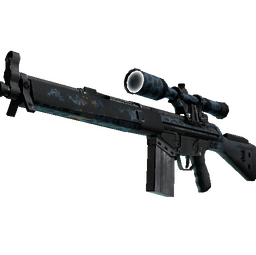 G3SG1 | Demeter (Battle-Scarred)