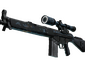 StatTrak™ G3SG1 | Demeter (Battle-Scarred)