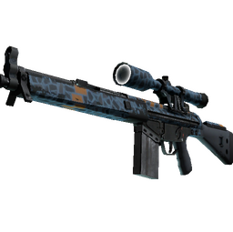 StatTrak™ G3SG1 | Demeter (Well-Worn)
