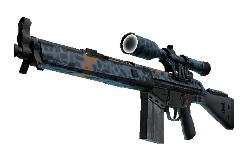 Buy G3SG1 | Demeter (Well-Worn)