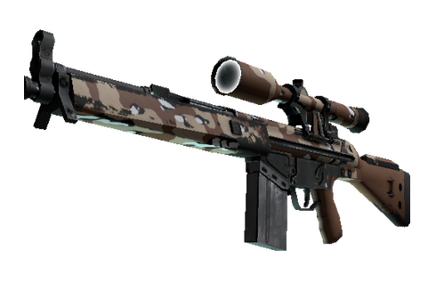 G3SG1 | Desert Storm (Field-Tested) Prices