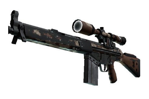 Buy G3SG1 | Desert Storm (Battle-Scarred)