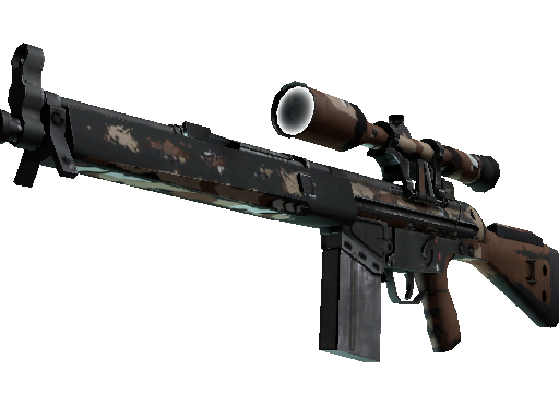 G3SG1 | Desert Storm Battle-Scarred