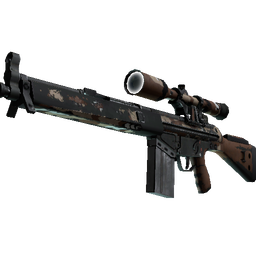 G3SG1 | Desert Storm (Battle-Scarred)