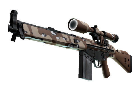 G3SG1 | Desert Storm (Factory New) Prices
