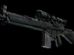 G3SG1 | Тропическая штриховка (Закаленное в боях)