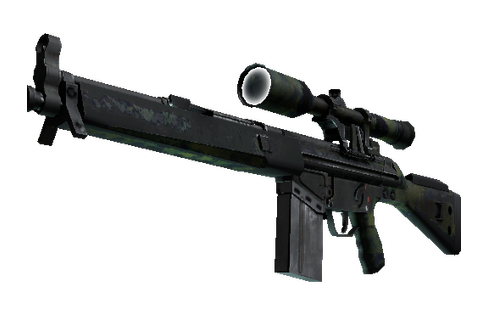 Buy G3SG1 | Jungle Dashed (Battle-Scarred)