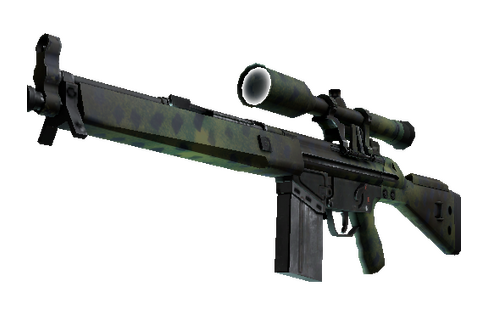 G3SG1 | Jungle Dashed (Minimal Wear) Prices
