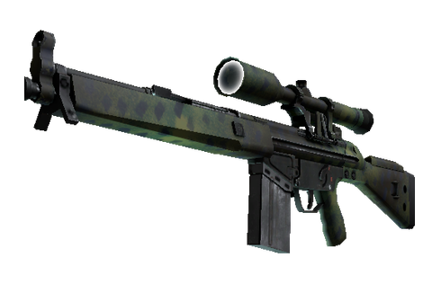 Souvenir G3SG1 | Jungle Dashed (Minimal Wear) Prices