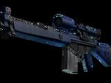 Weapon CSGO - G3SG1 Azure Zebra