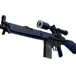 G3SG1 | Azure Zebra (Factory New)