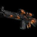 G3SG1 | Оранжевые осколки