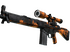 sell CS:GO skin G3SG1 | Orange Crash