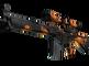 StatTrak™ G3SG1 | Orange Crash (Well-Worn)