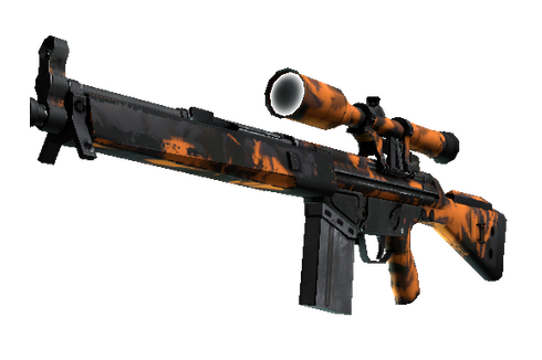 StatTrak™ G3SG1 | Orange Crash (Field-Tested) Prices