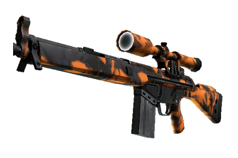 StatTrak™ G3SG1 | Orange Crash (Factory New) Prices