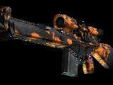 StatTrak™ G3SG1 | Orange Crash (Factory New)