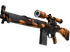 sell CS:GO skin StatTrak™ G3SG1 | Orange Crash