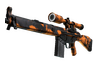 G3SG1 | Orange Crash (Factory New)