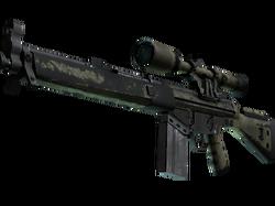 G3SG1 | Африканская сетка (Закаленное в боях)