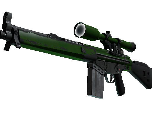 G3SG1   Green Apple (Field-Tested)