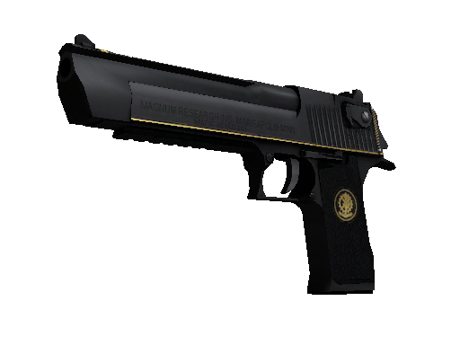 Eclipse Desert Eagle Conspiracy