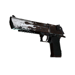 Desert Eagle | Oxide Blaze (Well-Worn)