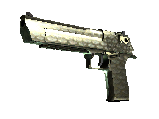 Operation Bravo Desert Eagle Golden Koi