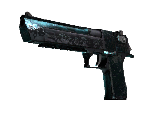 Desert Eagle | Midnight Storm Battle-Scarred