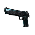 Desert Eagle | Midnight Storm <br>(Battle-Scarred)
