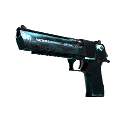 Desert Eagle | Midnight Storm (Well-Worn)