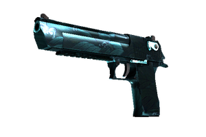 Desert Eagle Midnight Storm Minimal Wear