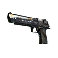 Desert Eagle | Bronze Deco <br>(Battle-Scarred)