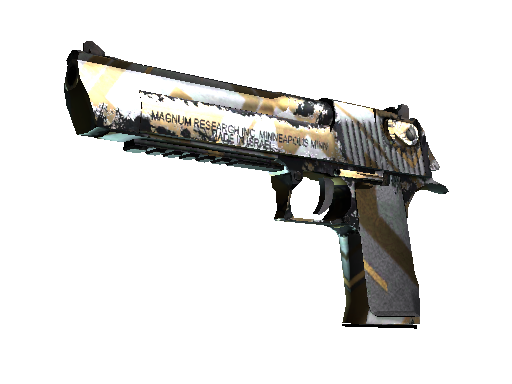 Desert Eagle | Bronze Deco Field-Tested
