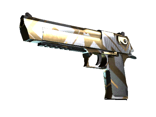 StatTrak™ Desert Eagle | Bronze Deco (Battle-Scarred)