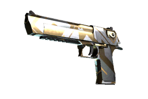 Desert Eagle Bronze Deco Factory New