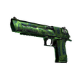 Desert Eagle | Emerald Jörmungandr <br>(Well-Worn)
