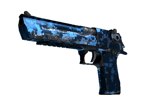 Desert Eagle | Cobalt Disruption Field-Tested