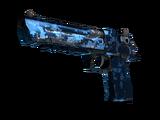 Weapon CSGO - Desert Eagle Cobalt Disruption