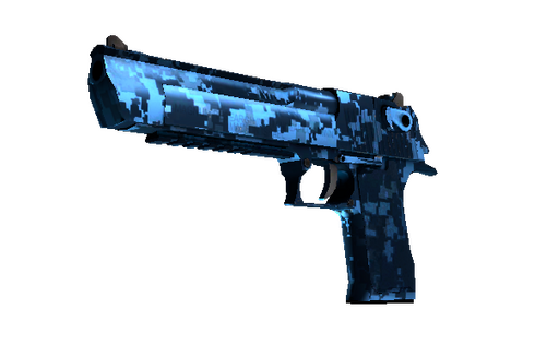 Desert Eagle | Cobalt Disruption (Minimal Wear) Prices