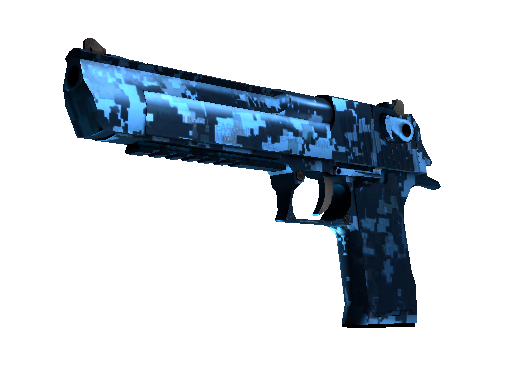 eSports 2013 Winter Desert Eagle Cobalt Disruption