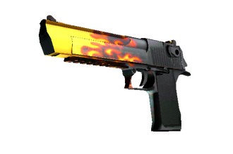 Desert Eagle | Blaze (Factory New) Price - Buy & Sell
