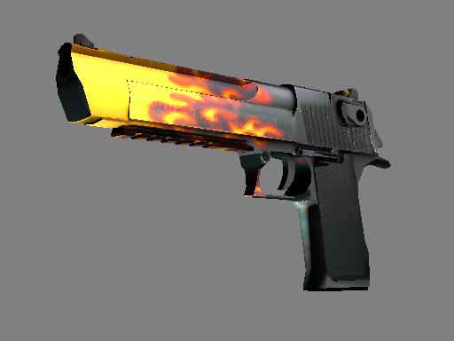 Desert Eagle | Blaze Factory New