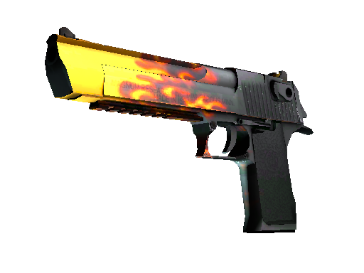Dust Desert Eagle Blaze