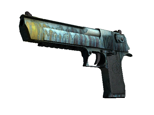 Souvenir Desert Eagle | Hand Cannon (Battle-Scarred)