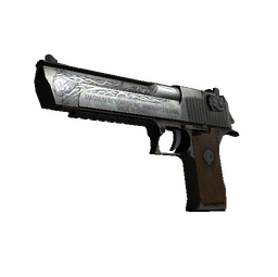 StatTrak™ Desert Eagle | Naga (Well-Worn)